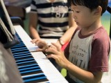 Pianovers Meetup #14, Shelby Teo, and his teacher, Chng Jia Hui