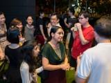 Pianovers Meetup #14, Pianovers mingling