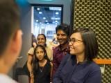 Pianovers Meetup #15, Anitha, Nayana, Anil, and Jin Li