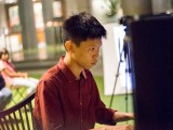 Pianovers Meetup #16, Joseph Lim performing