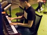 Pianovers Meetup #16, Jun Hao performing