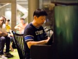 Pianovers Meetup #17, Gee Yong performing
