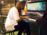 Pianovers Meetup #17, Keenan performing for us