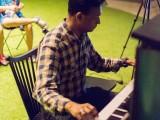Pianovers Meetup #18, Peter Prem performing