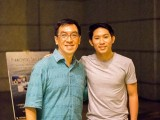 Pianovers Meetup #18, Chris Khoo, and Gregory Goh