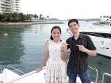 Pianovers Sailaway 2016, Lee Cai Ping, and Mark Sim