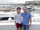 Pianovers Sailaway 2016, Gregory Goh, and Sng Yong Meng