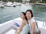 Pianovers Sailaway 2016, Yan Yu Tong, and Cynthia Tan