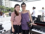 Pianovers Sailaway 2016, Mei Ting, and Siok Hua
