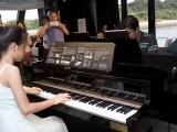 Pianovers Sailaway 2016, Yan Yu Tong, and Zensen
