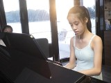 Pianovers Sailaway 2016, Yan Yu Tong playing the piano