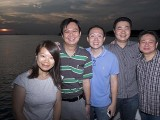 Pianovers Sailaway 2016, Lorraine, Zensen, Yong Meng, Jerome and Gee Yong