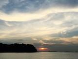 Pianovers Sailaway 2016, Beautiful sunset