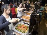 Pianovers Sailaway 2016, Nice buffet spread