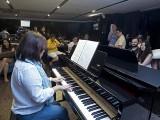 Pianovers Sailaway 2016, Mini-Recital, Junn performing #2