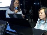 Pianovers Sailaway 2016, Mini-Recital, Junn and Dorothy performing #1