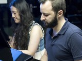 Pianovers Sailaway 2016, Mini-Recital, Vanessa and Mitchell performing #1