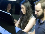 Pianovers Sailaway 2016, Mini-Recital, Vanessa and Mitchell performing #2