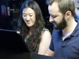 Pianovers Sailaway 2016, Mini-Recital, Vanessa and Mitchell performing #5