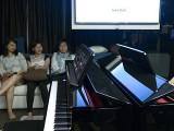 Pianovers Sailaway 2016, Mini-Recital, Julia performing #1