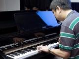 Pianovers Sailaway 2016, Mini-Recital, Zensen performing #4