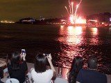 Pianovers Sailaway 2016, Fireworks #7