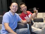 Pianovers Sailaway 2016, Yong Meng, and Lawrence