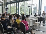 Pianovers Meetup #19, Sng Yong Meng presenting the Meetup