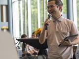 Pianovers Meetup #19, Isao sharing with us