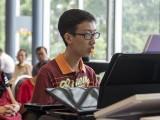 Pianovers Meetup #19, Wen Jun performing
