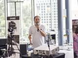 Pianovers Meetup #20, Yong Meng presenting the Meetup