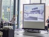 Pianovers Meetup #20, Yong Meng sharing the highlights of Pianovers Sailaway
