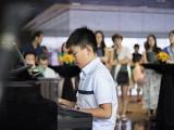 Pianovers Meetup #20, Brandon Koh performing