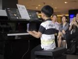 Pianovers Meetup #20, Aaron Koh performing