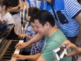 Pianovers Meetup #20, Gee Yong, and Zensen jamming