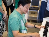 Pianovers Meetup #20, Gee Yong playing