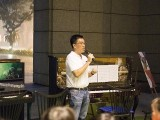 Pianovers Meetup #21, Chris Khoo sharing with us