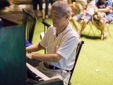Pianovers Meetup #21, Albert performing