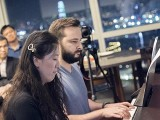 Pianovers Meetup #22, Vanessa and Mitchell