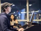 Pianovers Meetup #22, Siew Tin performing