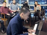 Pianovers Meetup #22, Paul Seow performing
