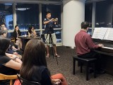 Pianovers Meetup #22, Chris Khoo performing
