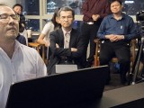 Pianovers Meetup #22, Chris Lee performing for the crowds