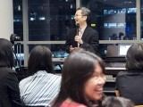 Pianovers Meetup #22, Isao sharing with us