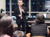 Pianovers Meetup #22, Isao Nishida sharing with us