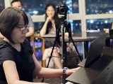 Pianovers Meetup #22, Gladys performing