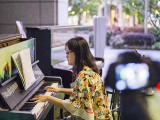 Pianovers Meetup #23, Corrine Ying performing