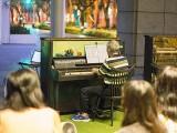 Pianovers Meetup #23, Albert performing
