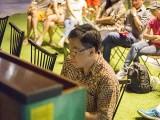 Pianovers Meetup #23, Chris Khoo performing