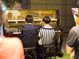 Pianovers Meetup #24, Bosca and Bosca performing